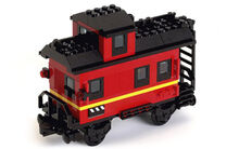 My Own Train 10014 Caboose