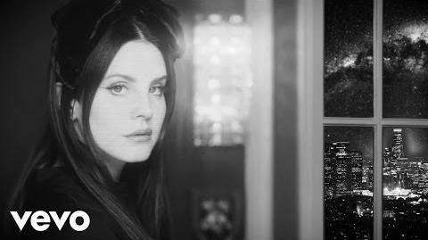 Lana Del Rey - Lust For Life album trailer