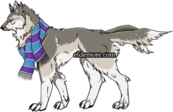 Scarf Dire Wolves1