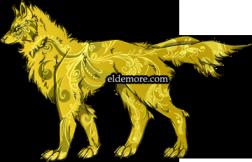 Ornate Swirl Dire Wolves4