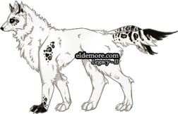 Spotty Forest Dire Wolves3