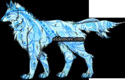 Ornate Swirl Dire Wolves1