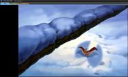 Petrie snow angel