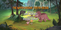 The Mysterious Tooth Crisis