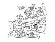 Coloring page 4 movie 3