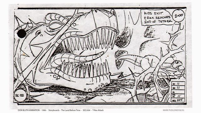 File:Don Bluth Storyboards Land Before Time 022.jpg
