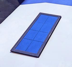 Coblat Trap Door prop placed