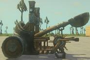 Highfall catapult