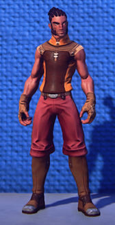 Travelers-attire-rose-male