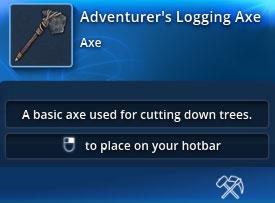Adventurers-logging-axe