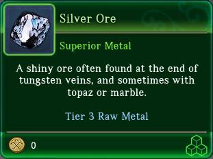SilverOre