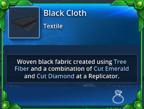 Black-cloth
