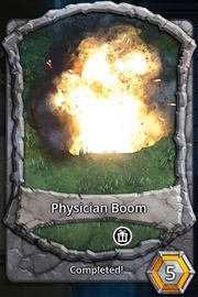 Physician boom