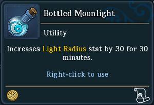 Bottled Moonlight