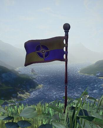 Settler-flag
