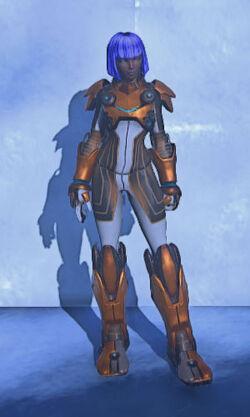 Colonists-skirmish-suit-suit-orange