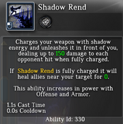 Shadow Rend