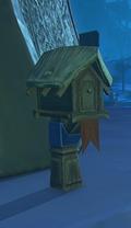 Landmark Mailbox