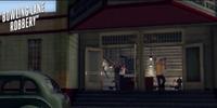 Bowling Lane Robbery