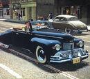 Lincoln Continental Cabrio