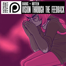 Vision Through The Feedback cover