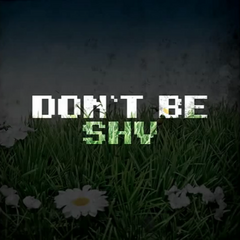Don't Be Shy alternate cover