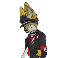 Jackal's design from the <i><a href=
