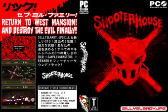 Shooterhouse Cover