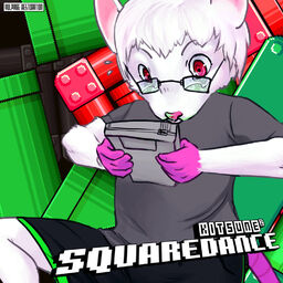 Squaredance updated artwork