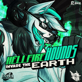 Hellfire Hounds Invade The Earth