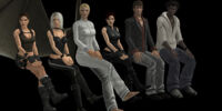 Tomb Raider: Underworld/characters