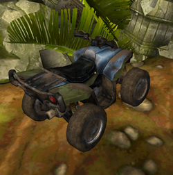 Relic Run ATV
