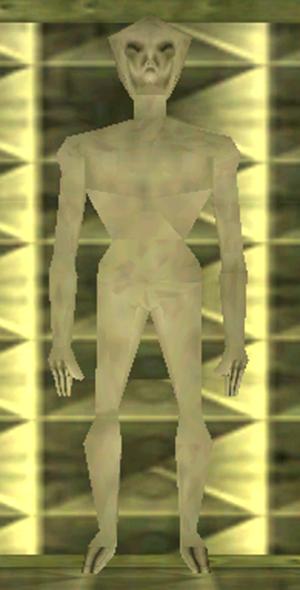 TR3 Alien Visitor