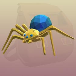 LCGO - The Frozen Spider