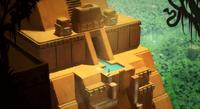 Lara Croft GO Concept 1