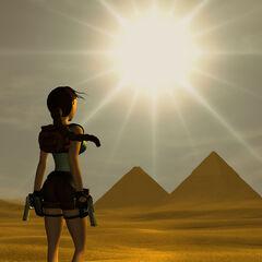 Desierto de Giza