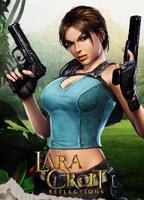 Lara Croft Reflections Title