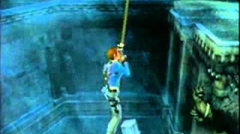 Tomb Raider Legend Gameplay Beta