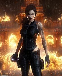 Lara's Shadow