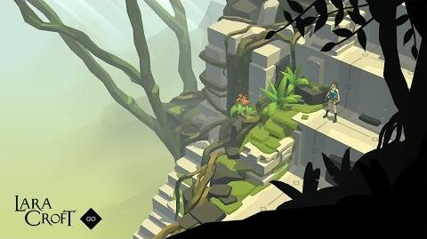 Lara Croft GO Reveal Trailer