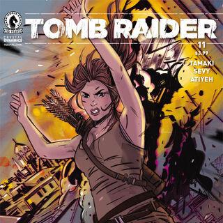 Tomb Raider 2 issue 11