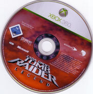Tomb Raider Legend PAL CD