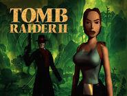 TR II Title Screen