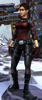 Relic Run Outfit Infiltrator