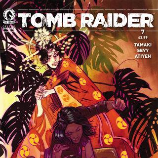 Tomb Raider 2 issue 07