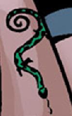 Las Serpientes Que Caminan