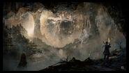 Rise of the tomb raider fan art by matty17art-d7vp4fk