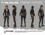 ROTTR Leather Jacket