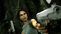 Tomb raider anniversary official trailers 1 & 2 Snapshot (6)