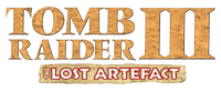 Tomb Raider - The Lost Artefact (logo)